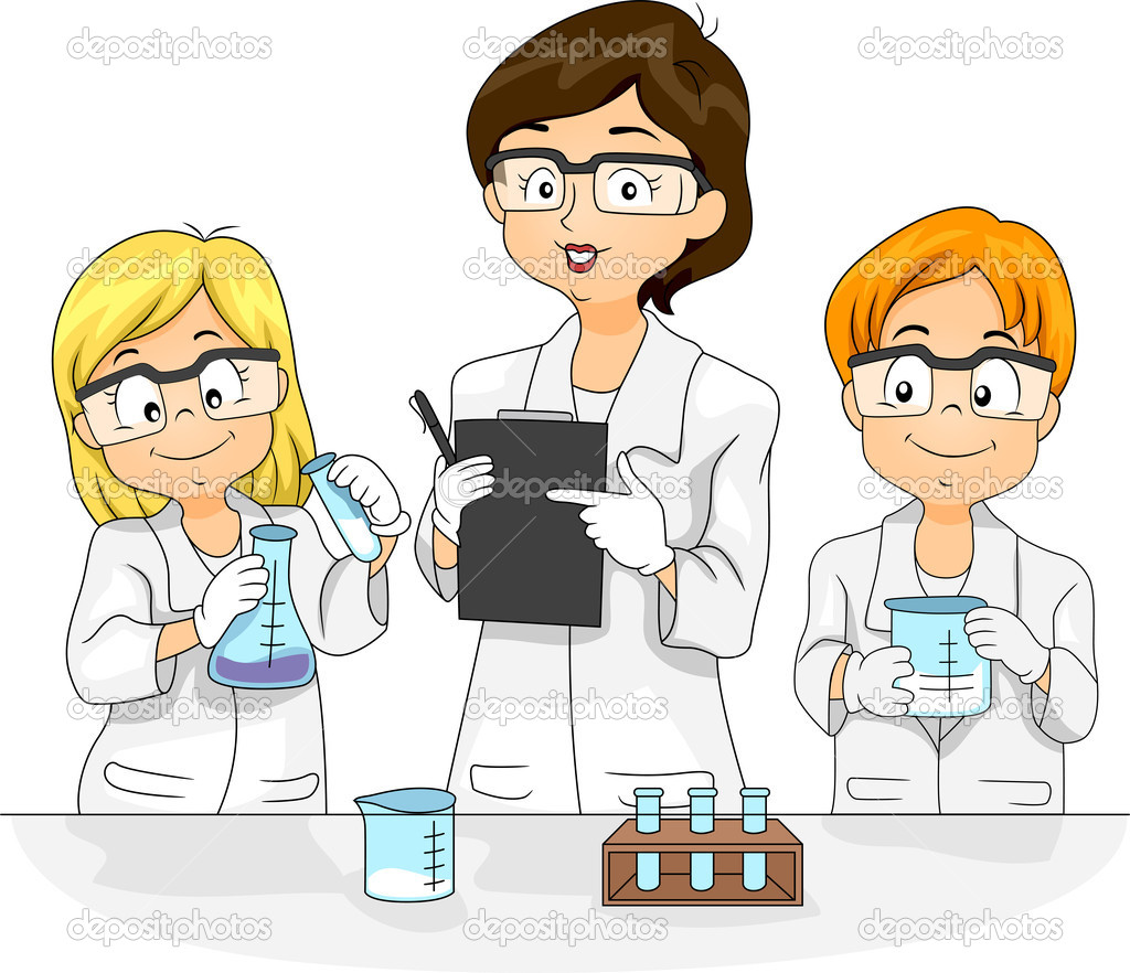للمعلمين: التدريس باستخدام إستراتيجية العروض العملية !! Depositphotos_7733361-science-experiment